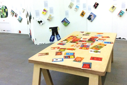 Exhibition of IBBY's Outstanding Books for Children and Young People with Disabilities