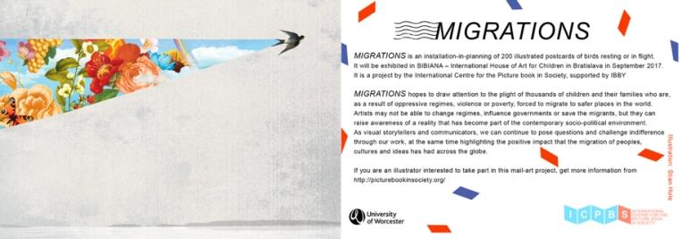 Migrations-postcard